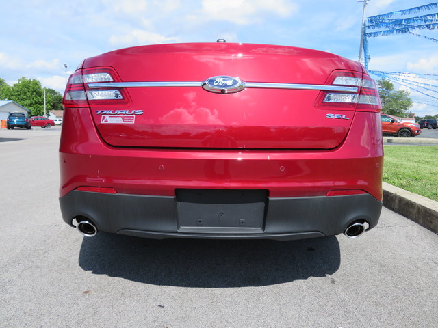 New 2019 Ford Taurus SEL FWD