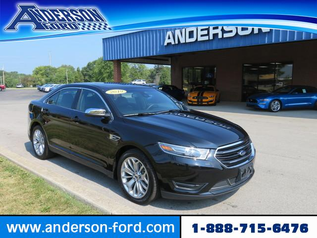 Pre-Owned 2019 Ford Taurus Limited FWD