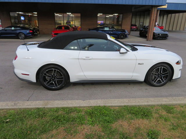 Pre-Owned 2019 Ford Mustang GT Premium Convertible