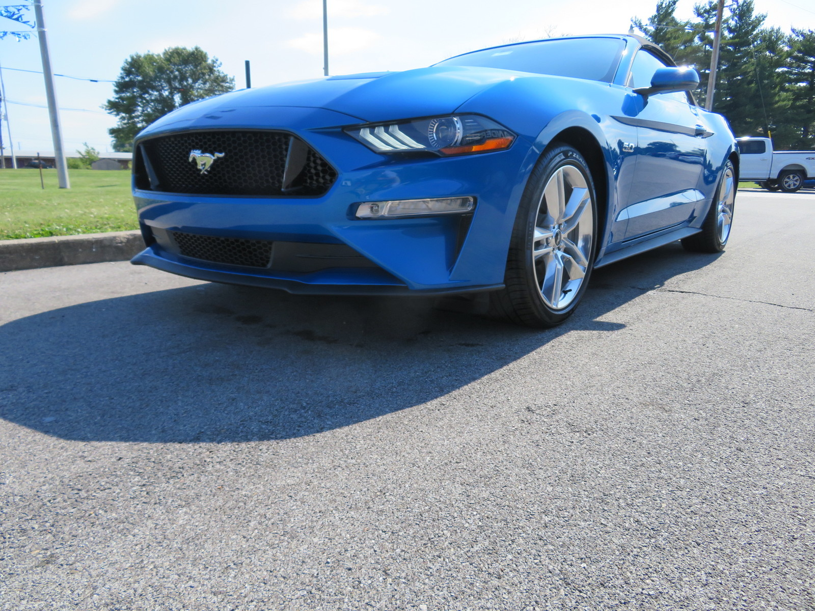 New 2020 Ford Mustang GT Premium Convertible