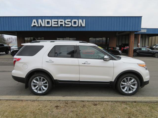 Pre-Owned 2014 Ford Explorer 4WD 4dr Limited