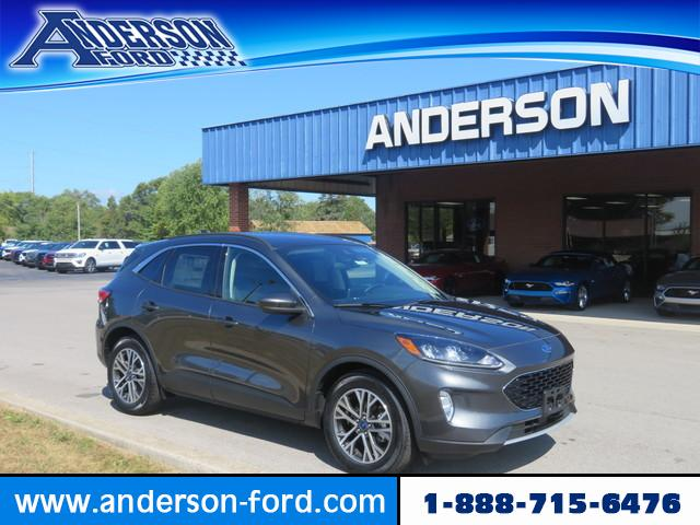 New 2020 Ford Escape SEL FWD