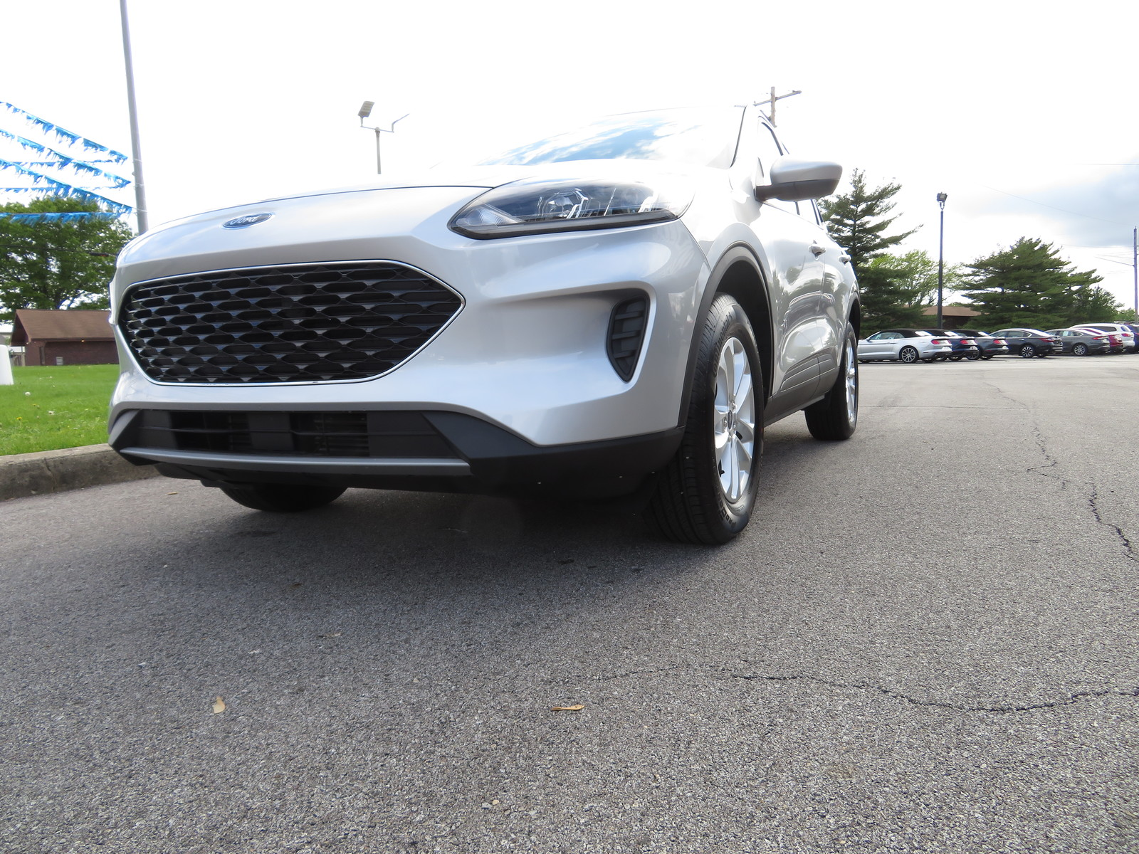 New 2020 Ford Escape Titanium AWD