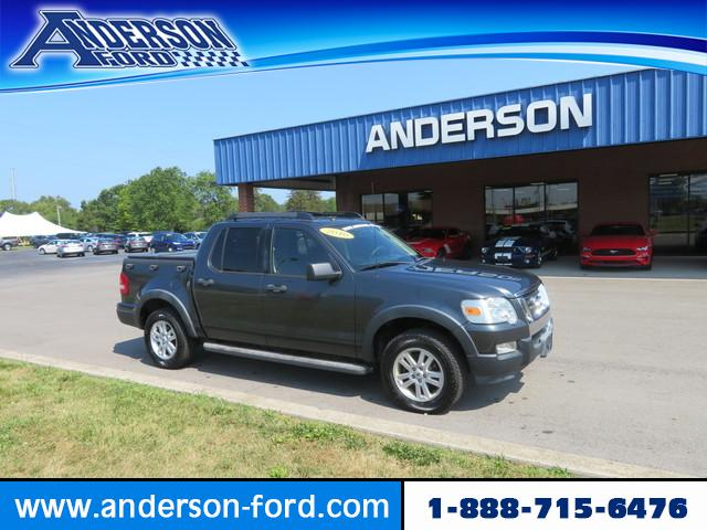 Pre-Owned 2010 Ford Explorer Sport Trac 4WD 4dr XLT