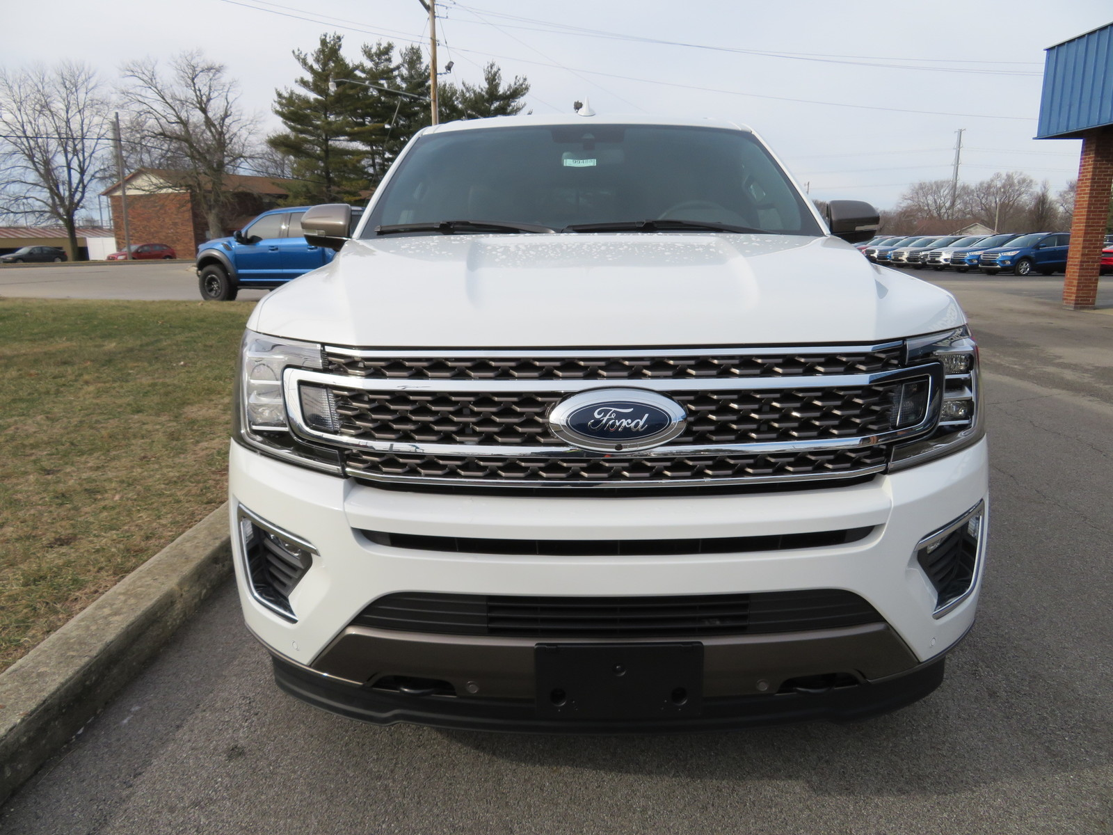 New 2020 Ford Expedition Max King Ranch 4x4