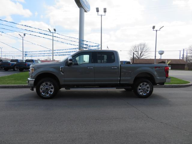 New 2019 Ford Super Duty F-250 SRW LARIAT 4WD Crew Cab 6.75' Box