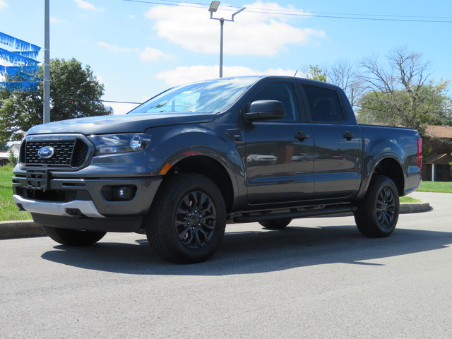 New 2019 Ford Ranger XLT 4WD SuperCrew 5' Box