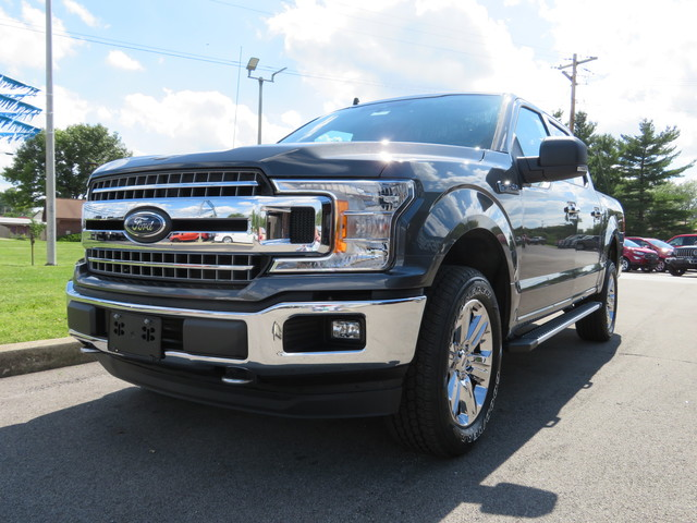 New 2019 Ford F-150 XLT 4WD SuperCrew 5.5' Box