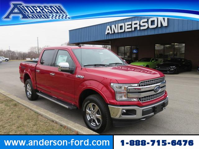 New 2020 Ford F-150 LARIAT 4WD SuperCrew 5.5' Box