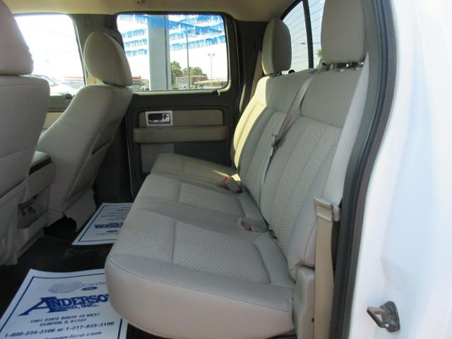 Awe Inspiring Pre Owned 2010 Ford F 150 4Wd Supercrew 145 Xlt 4Wd Crew Cab Pickup Gmtry Best Dining Table And Chair Ideas Images Gmtryco