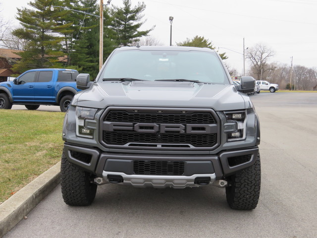 New 2020 Ford F-150 Raptor 4WD SuperCrew 5.5' Box