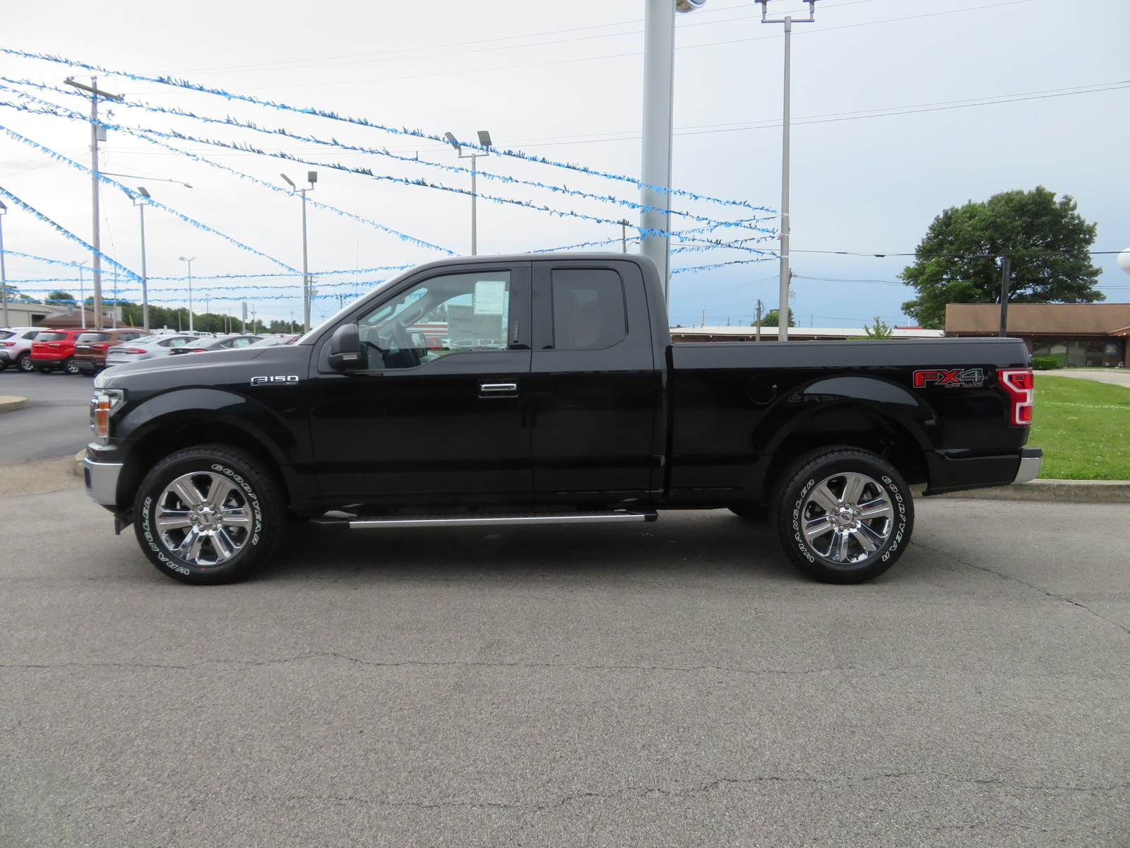 New 2020 Ford F-150 XLT 4WD SuperCab 6.5' Box