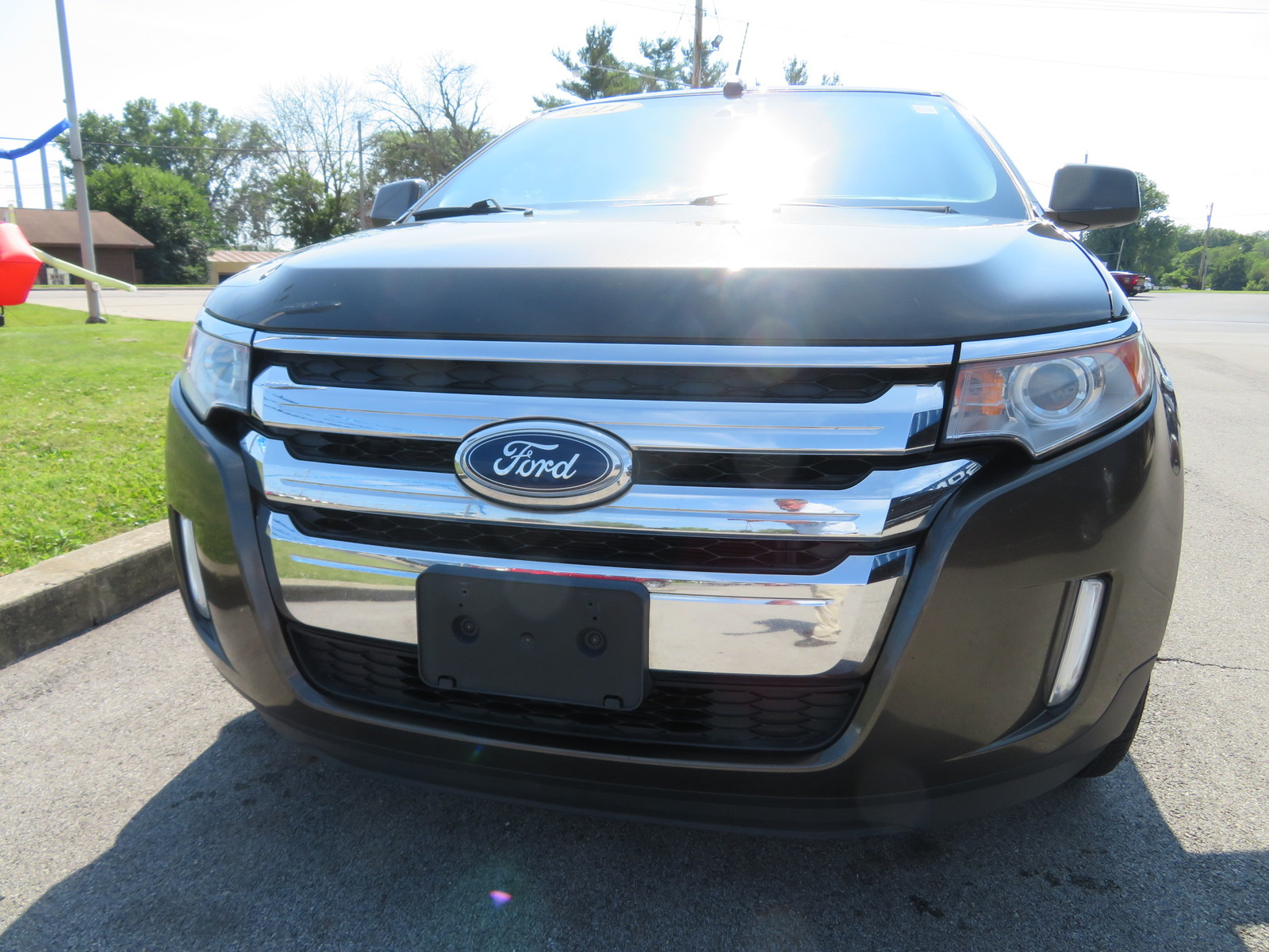 Pre-Owned 2011 Ford Edge 4dr Limited AWD