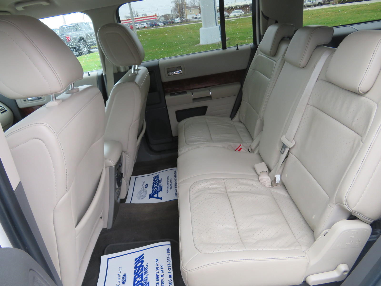 Pre-Owned 2010 Ford Flex 4dr Limited FWD
