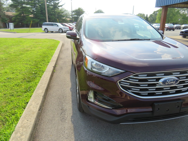 New 2019 Ford Edge SEL FWD
