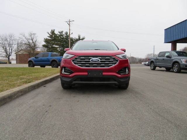 New 2020 Ford Edge SEL FWD