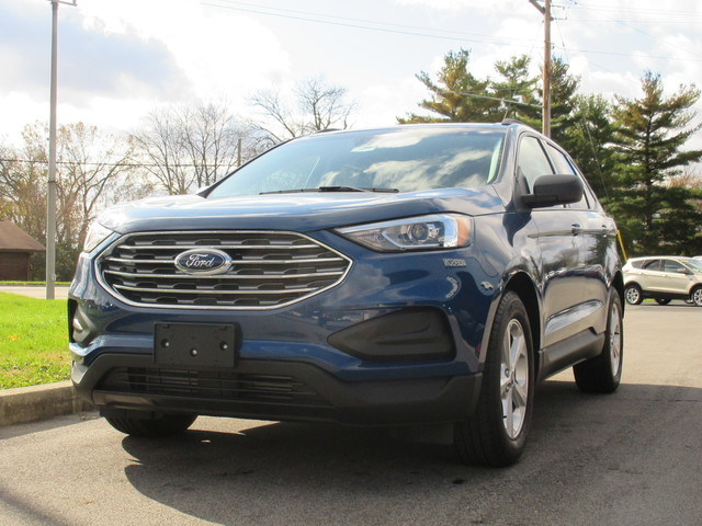 New 2020 Ford Edge SE AWD