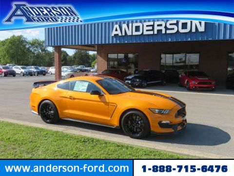New 2019 Ford Mustang Shelby GT350 Fastback
