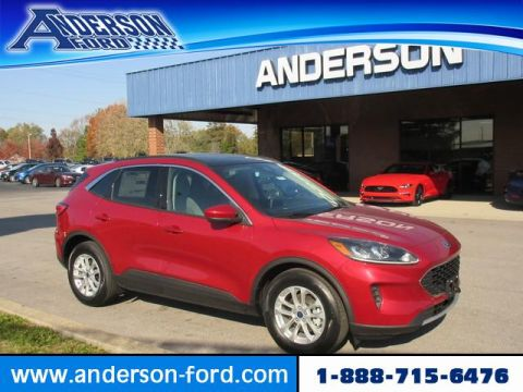 New 2020 Ford Escape SE FWD
