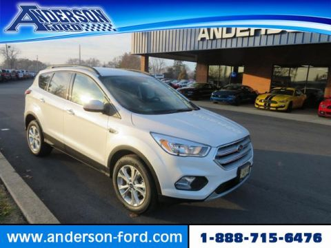 New 2018 Ford Escape SE FWD