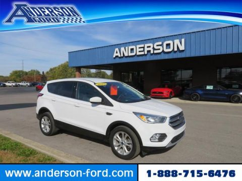 Pre-Owned 2017 Ford Escape SE FWD