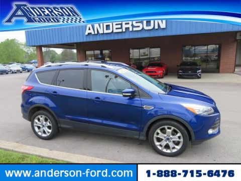 Pre-Owned 2015 Ford Escape FWD 4dr Titanium