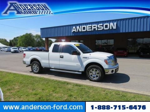 Pre-Owned 2012 Ford F-150 2WD SuperCab 145 XLT