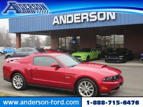 Pre-Owned 2011 Ford Mustang 2dr Cpe GT Premium