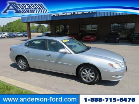 Pre-Owned 2009 Buick LaCrosse 4dr Sdn CXL