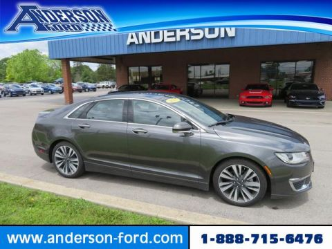 Pre-Owned 2017 Lincoln MKZ Reserve FWD