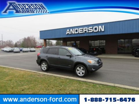 Pre-Owned 2007 Toyota RAV4 4WD 4dr 4-cyl Sport